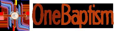 logo OneBaptism